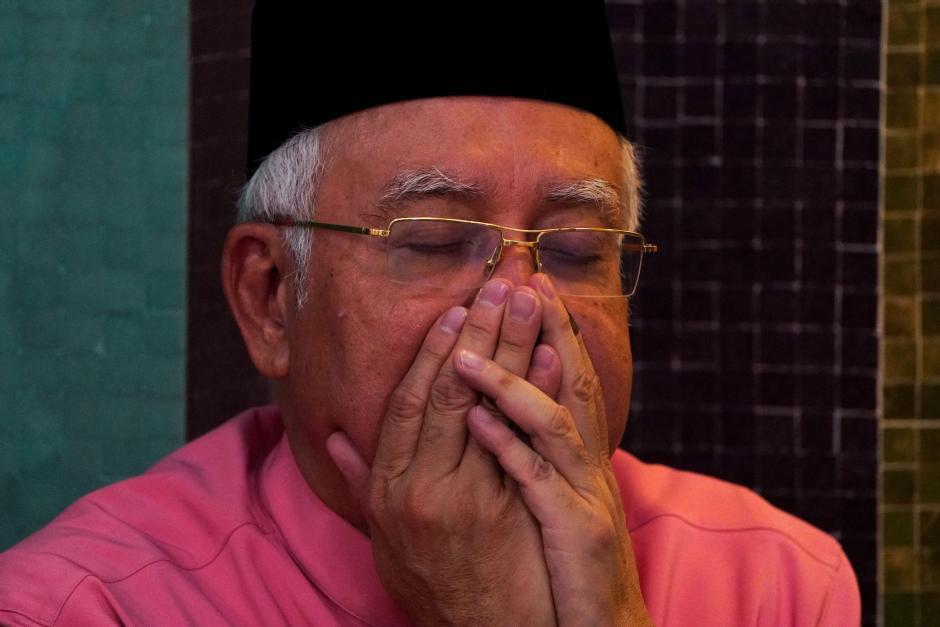 Malaysia,Najib Razak,cựu thủ tướng,điều tra,lục soát,rửa tiền