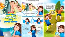 Cho trẻ thể chất khỏe mạnh cần có chiến lược