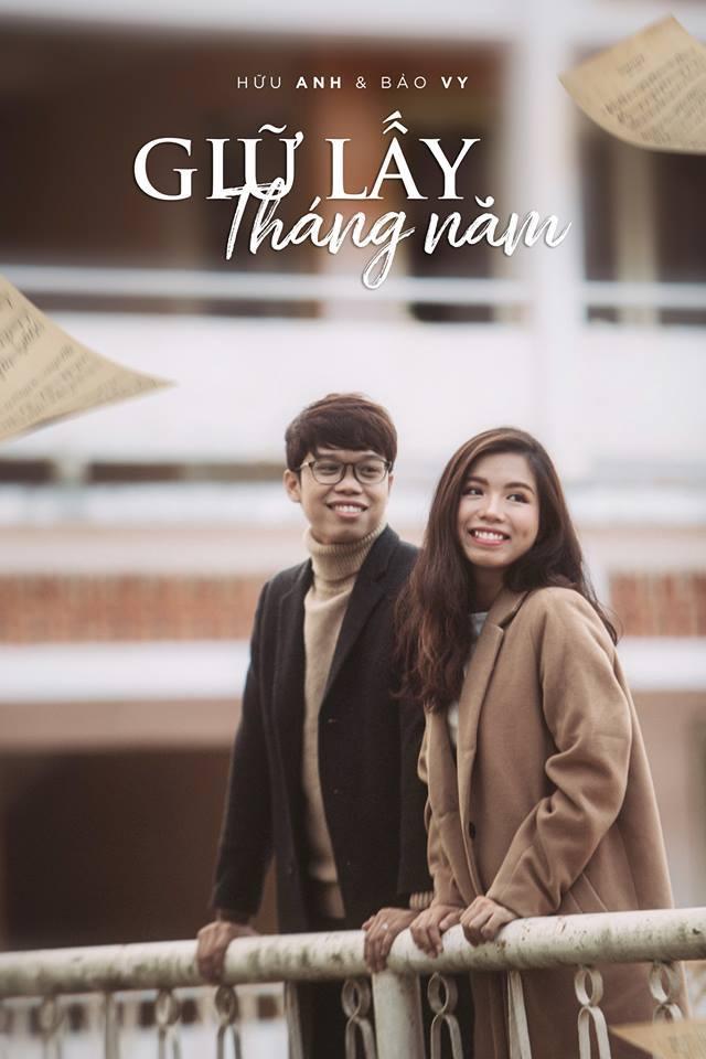 Bộ ảnh 'Tháng năm rực rỡ' của cặp đôi yêu nhau 5 năm 2 tháng