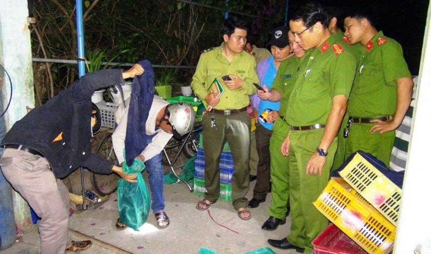Quảng Nam,khởi tố
