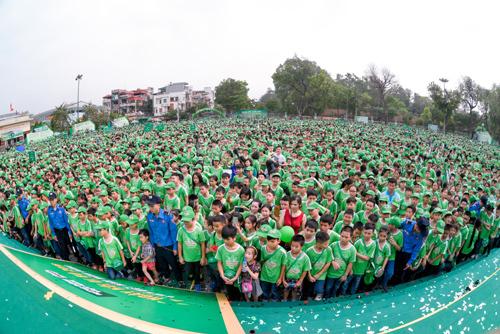 Vì thế hệ Việt Nam năng động: 5 năm, 70,000 người đi bộ