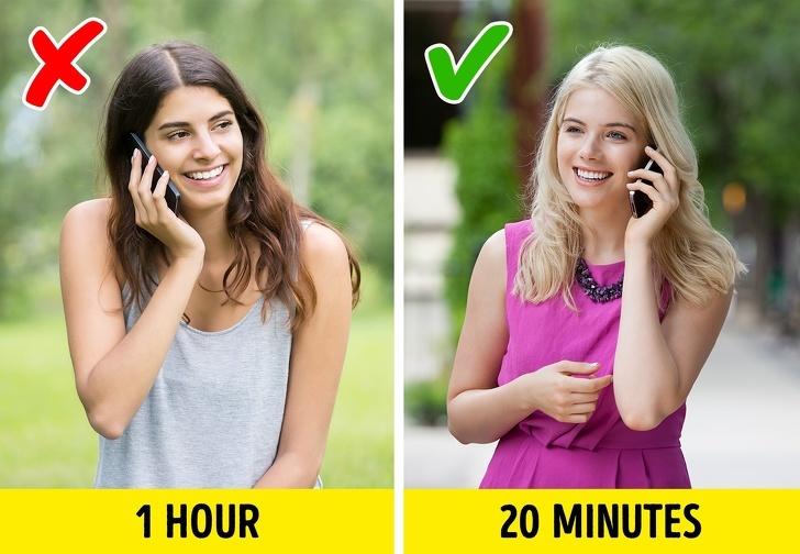 Lão hóa sớm do dùng điện thoại nhiều