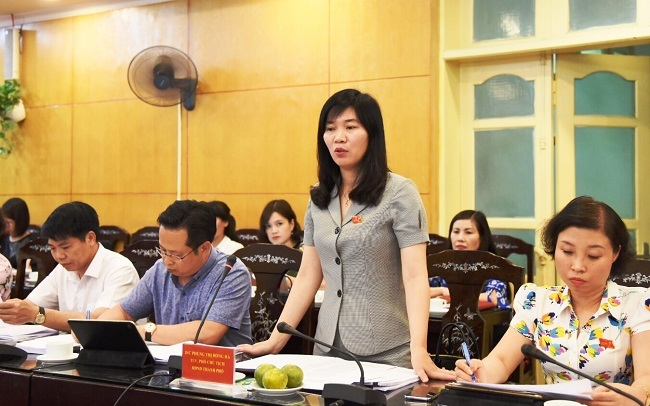 dự án chậm tiến độ,quận Thanh Xuân,thu hồi dự án