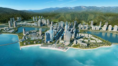 Marina Square: cơ hội sinh lời từ mô hình Boutique Hotel&Shophouse