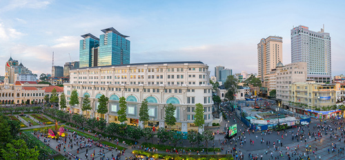 Giá trị tinh hoa và đẳng cấp của Mandarin Oriental Saigon