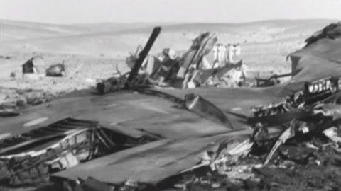 rơi máy bay tại Cairo 1965