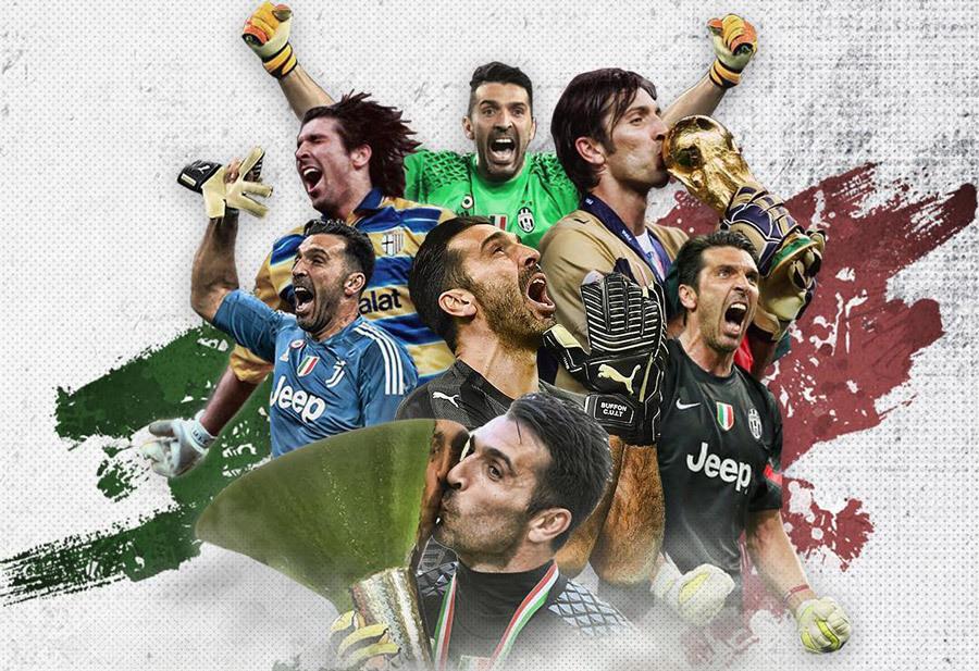 Buffon,Juventus,Italia