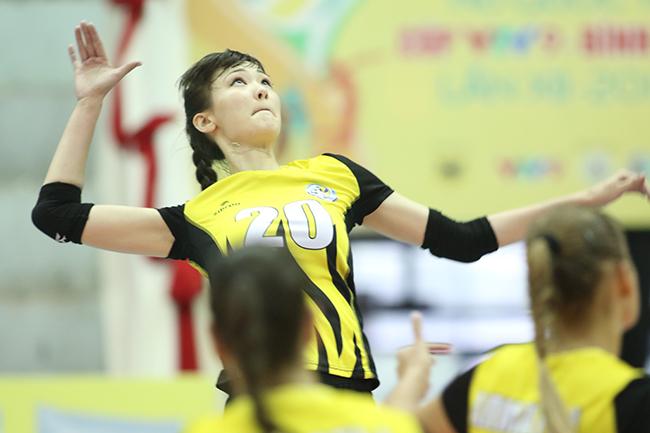 Ngắm vẻ đẹp 'triệu người mê' tại giải VTV Bình Điền