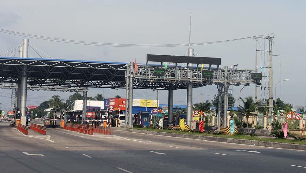 Nguyễn Văn Thể,trạm thu phí,trạm thu giá,BOT