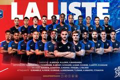 Tuyển Pháp: Martial và Lacazette bị loại khỏi World Cup 2018