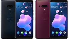 Điện thoại HTC U12+ lộ chi tiết từ trong ra ngoài