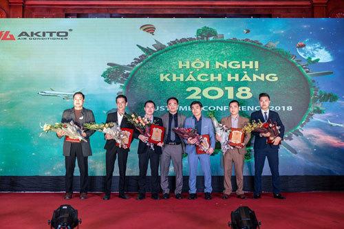 Akito - 'cơn gió mới' trên thị trường điều hòa Việt Nam