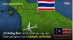 Cơ trưởng MH370 đã
