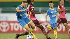 Trực tiếp Sài Gòn FC vs Khánh Hòa, 18h00 ngày 18/5