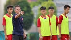 Trực tiếp bốc thăm VCK U19 châu Á 2018: Việt Nam mơ World Cup