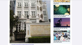 Bộ Công thương yêu cầu 1 tờ báo đính chính tin 'biệt thự ở Vườn Đào'