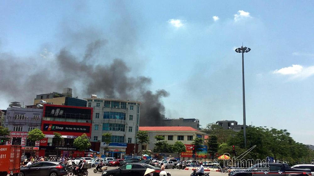 cháy,cháy nhà,hỏa hoạn,Hà Nội
