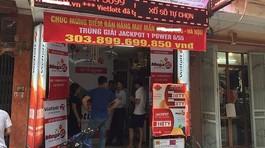 Chủ nhân giải Vietlott hơn 300 tỷ đồng là người Hà Nội