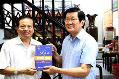 Khát vọng của nguyên Bộ trưởng Lê Doãn Hợp về 'Ký ức người lính'