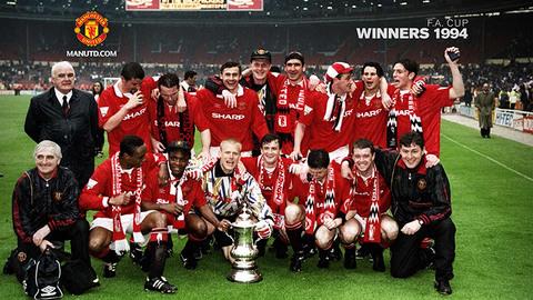 MU 4-0 Chelsea 1994