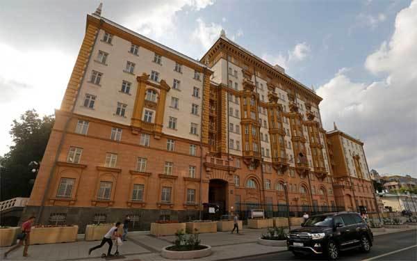 Ngày này năm xưa: Phát hiện động trời tại đại sứ quán Mỹ ở Nga
