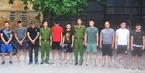 Vác kiếm đi hỗn chiến, gần 20 côn đồ bị bắt
