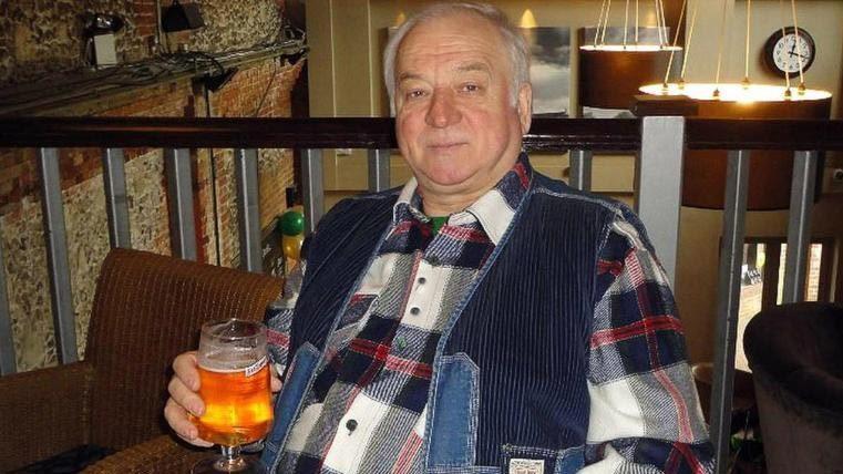 Sergei Skripal,điệp viên,Nga,đầu độc,Anh,chất độc thần kinh
