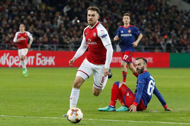MU kích nổ 2 'bom tấn', Arsenal tống khứ Ramsey