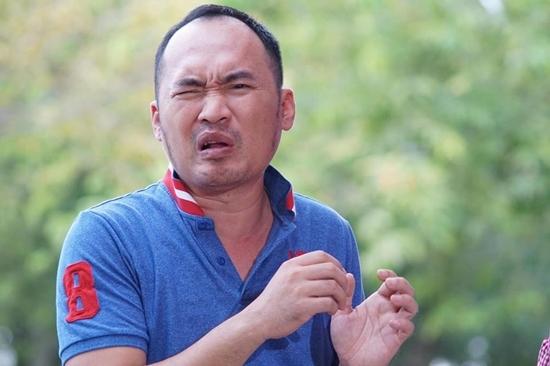 Diễn viên Lan Phương sợ hãi khi vào phòng mổ