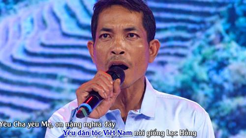 Hát mãi ước mơ: Người đàn ông Tây Nguyên thi hát cho 3 con đi học