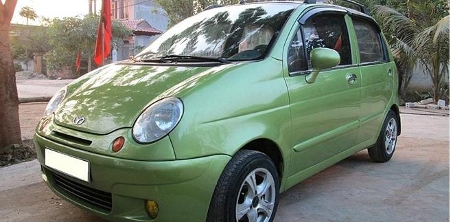 Top xe ô tô cũ giá rẻ đang gây sốt thị trường