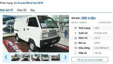 3 chiếc ô tô 'mới toanh' này đang bán giá dưới 300 triệu tại Việt Nam