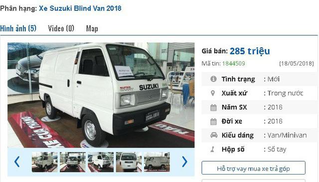 ô tô giá rẻ,ô tô Suzuki,Kia Morng,Chevrolet Spark