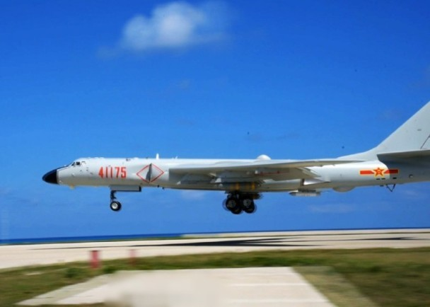 Hoàng Sa,Việt Nam,Trung Quốc,Biển Đông,lãnh hải,máy bay ném bom
