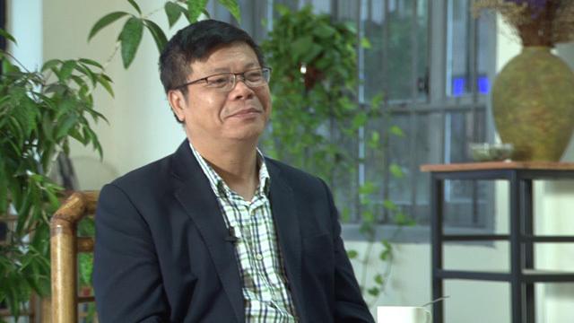 Chuyên gia Đinh Đoàn:'Mức cao nhất của người trưởng thành là đạo lý'