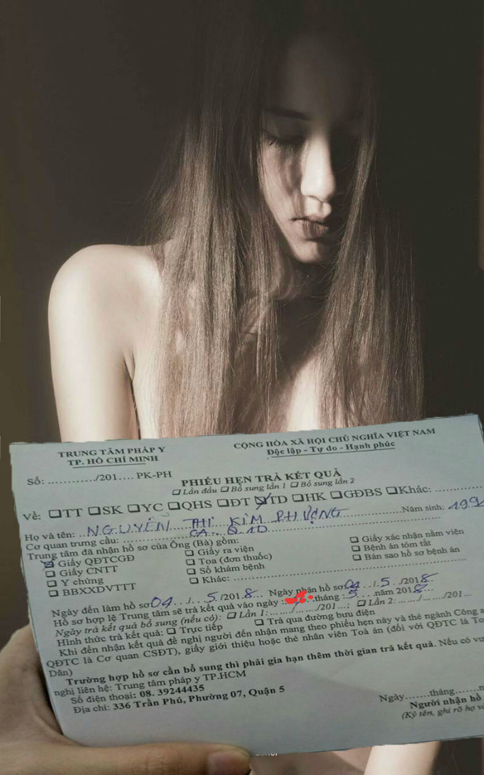 Thông tin mới vụ người mẫu ảnh nude tố bị họa sĩ nổi tiếng hiếp dâm