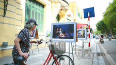 Cuộc thi ảnh về người Hà Nội 2018