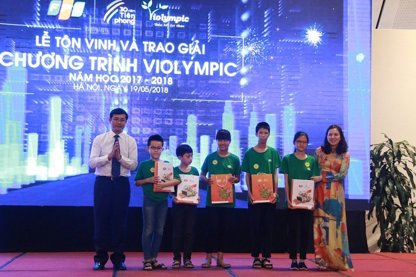 Image result for ViOlympic FPT Vietnam