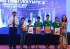 Trao hơn 2.000 giải thưởng cho học sinh đạt giải cuộc thi ViOlympic