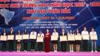 Dự áncủa học sinh VN giành giải Ba cuộc thi khoa học kỹ thuật quốc tế tại Mỹ