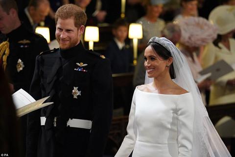 Đám cưới Hoàng gia Anh