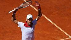 Roland Garros: Djokovic đoạt vé vào vòng 3