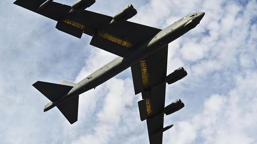 Thế giới 24h: 'Pháo đài bay' Mỹ tránh xa bán đảo Triều Tiên