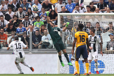 Juventus 2-1 Verona