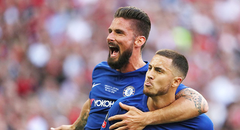 Video Chelsea 1-0 MU