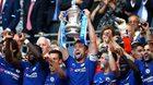 Đánh gục MU, Chelsea đăng quang FA Cup