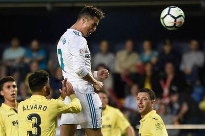 Ronaldo và Bale ghi bàn, Real tuột chiến thắng trận cuối mùa