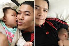 Kasim Hoàng Vũ tiết lộ ảnh con trai, tuyên bố sớm giải nghệ