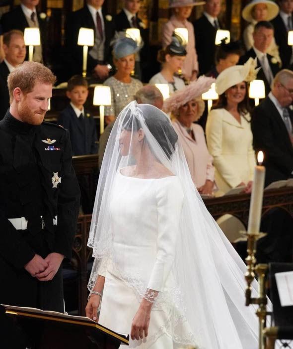 Meghan Markle,Hoàng tử Harry,Đám cưới hoàng gia Anh