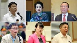 Những đại biểu nào đã rời khỏi ghế Quốc hội?
